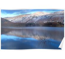 Thirlmere Lake District Poster