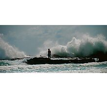 CREATION WAVES Photographic Print