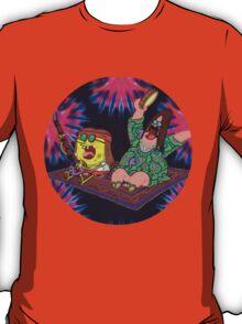 Psychedelic Sponge T-Shirt