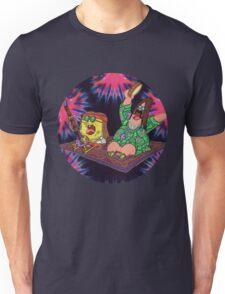 Psychedelic Sponge Unisex T-Shirt