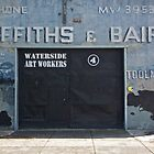 Maribyrnong wanders - Footscray (#6) by Col  Finnie
