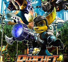 Ratchet & Clank Trilogy  by DaxterMaster