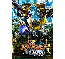 Ratchet & Clank Trilogy  Photographic Print