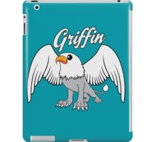 Griffin With Title iPad Case/Skin