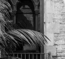 Gothic Window Sticker
