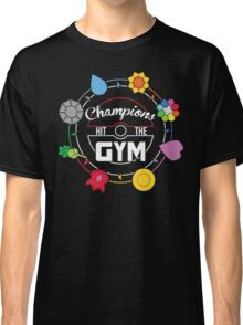 Champions Hit The Gym Classic T-Shirt