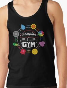 Champions Hit The Gym T-Shirt
