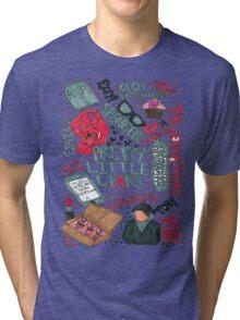 Pretty Little Liars Collage Tri-blend T-Shirt