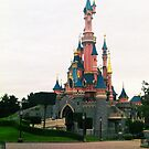 Disneyland Paris- Castle by Margybear