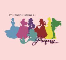 It's tough being a Princess Kids Clothes