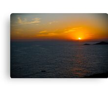 Brazil beach Canvas Print
