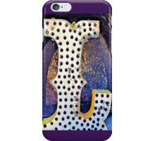 L Is For Las Vegas iPhone Case/Skin