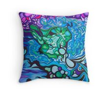 Colorplay Throw Pillow