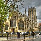 Holy Trinity Church Hull by Sarah Couzens