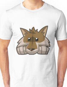 Animal Jam Wolf Plushie Unisex T-Shirt