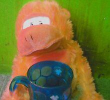 saint patrick's drunken monkey by matt lant