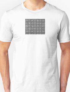 The Yarn B&W Unisex T-Shirt