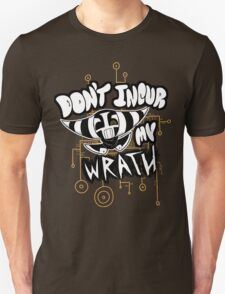 """Angels of Iblis - Don't Incur my """"Wrath"""" T-Shirt"""
