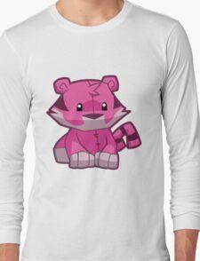 Animal Jam Tiger Plush Long Sleeve T-Shirt