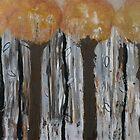 Six Golden Trees by Christine Clarke