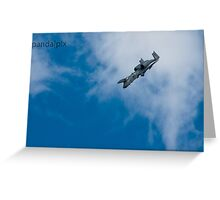 Let's Dive Greeting Card