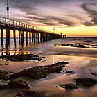 Sunrise in Point Lonsdale by Carmel Harty