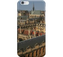View from St Mary's iPhone Case/Skin