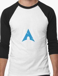 Arch Linux Mug Men's Baseball ¾ T-Shirt