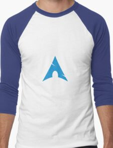 Arch Linux Mug Men's Baseball ¾ T-Shirt
