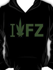 I Love FZ T-Shirt