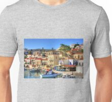 Peaceful Harbour Unisex T-Shirt
