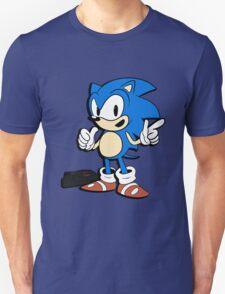 Sonic - 2015 SEGABits Design Unisex T-Shirt