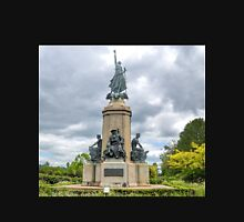 Memorial Statue at Exeter Devon UK Unisex T-Shirt