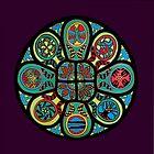 Rose Window of Healing by marialberg