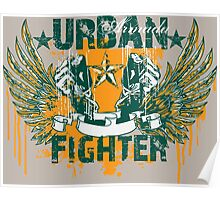 Urban Fighter Poster