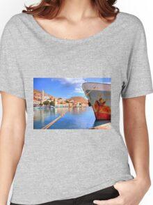 Nimborio Harbour Women's Relaxed Fit T-Shirt