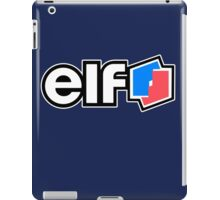 Vintage elf iPad Case/Skin