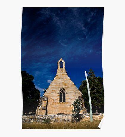 Church, Buckland Poster