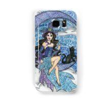 Psychedelic Q Samsung Galaxy Case/Skin