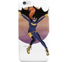 Batgirl- New Costume iPhone Case/Skin
