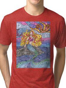 Psychedelic SB Tri-blend T-Shirt