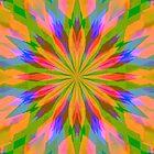 Kolorful Kaleidoscope by Susan Russell