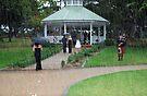 Wet Wedding by KeepsakesPhotography Michael Rowley