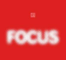 Focus Halftone by Rustyoldtown