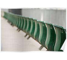 Empty seats Poster