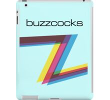 Buzzcocks iPad Case/Skin