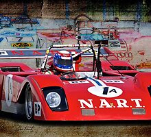 1972 Ferrari P312 Sparling Special by DaveKoontz