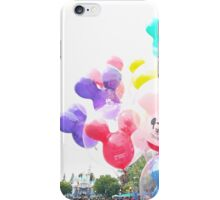 Castle balloons  iPhone Case/Skin