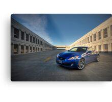 Hyundai Genesis Coupe Metal Print
