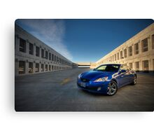 Hyundai Genesis Coupe Canvas Print